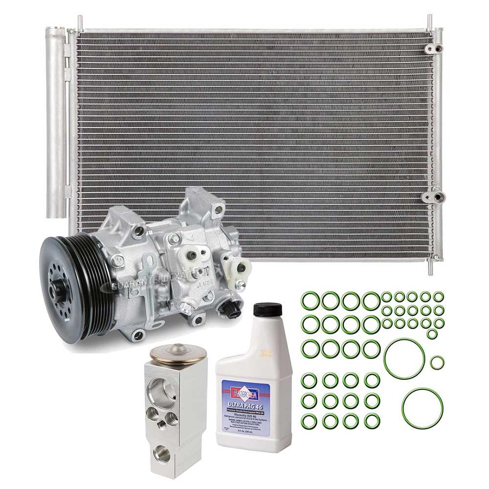 Scion  A/C Compressor and Components Kit
