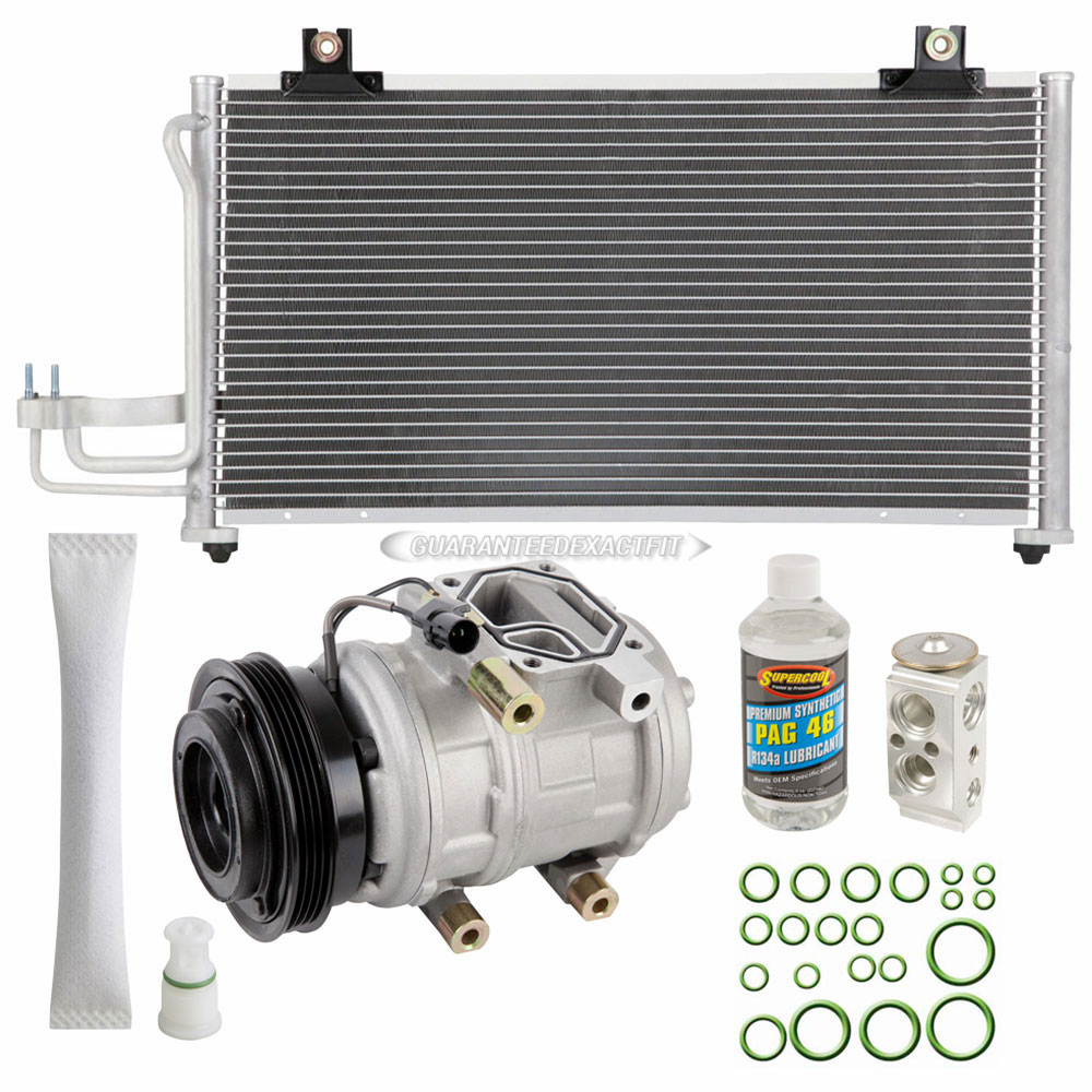 Kia Spectra5 A/C Compressor and Components Kit
