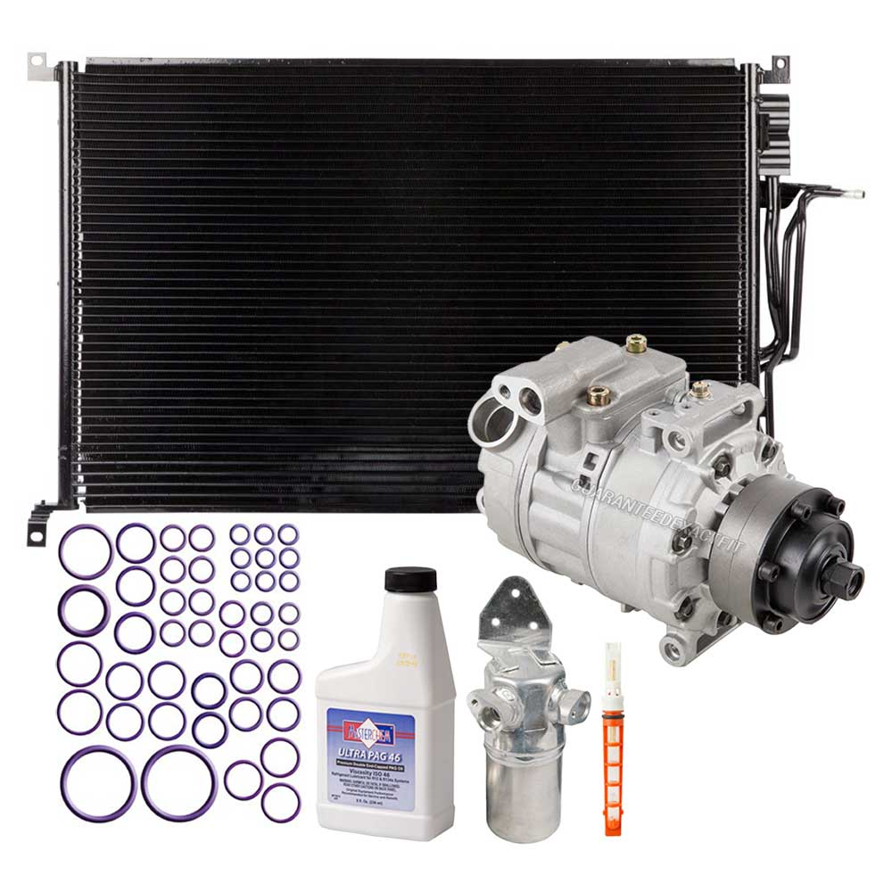 Audi A8 A/C Compressor and Components Kit