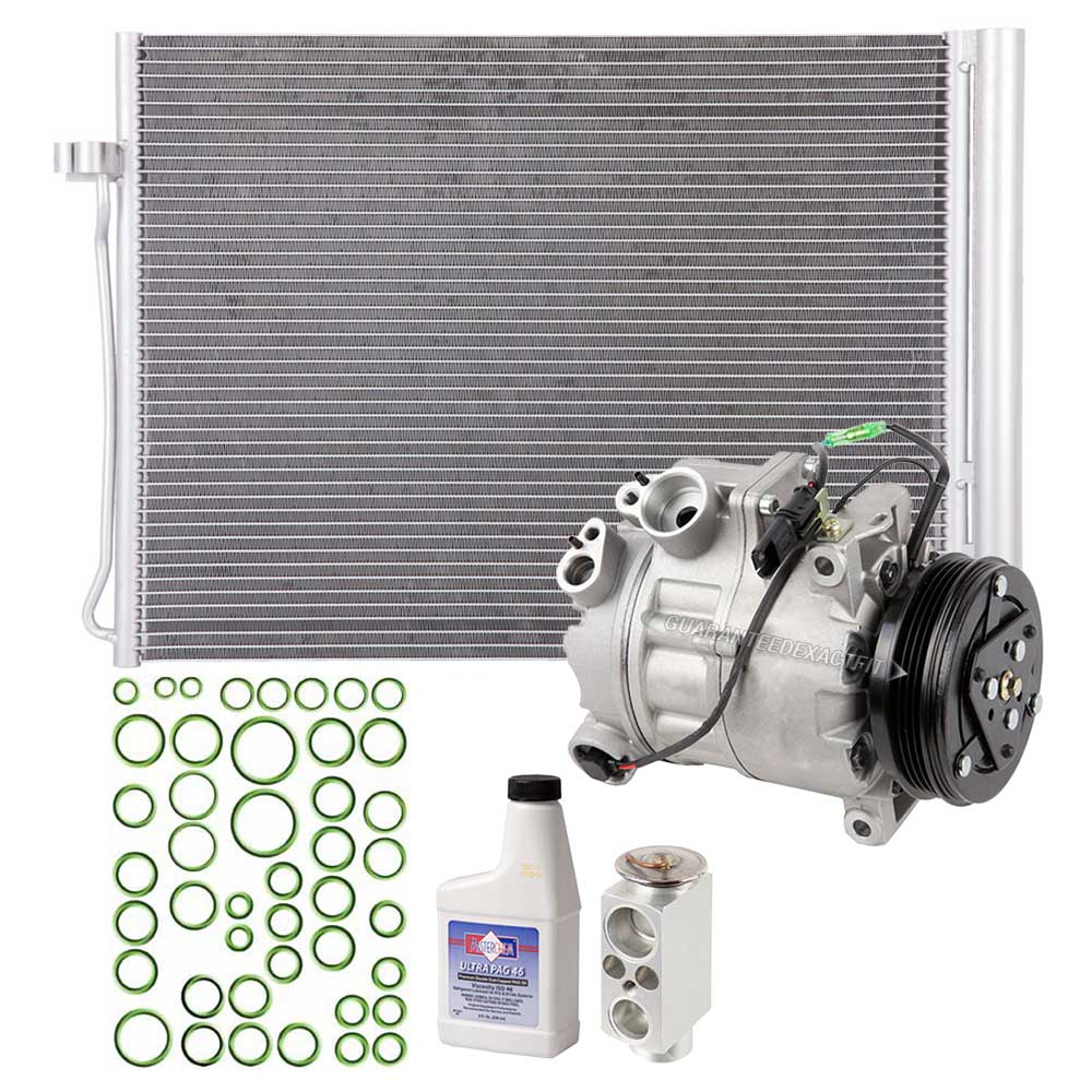 A/C Compressor and Components Kit 60-80732 R6