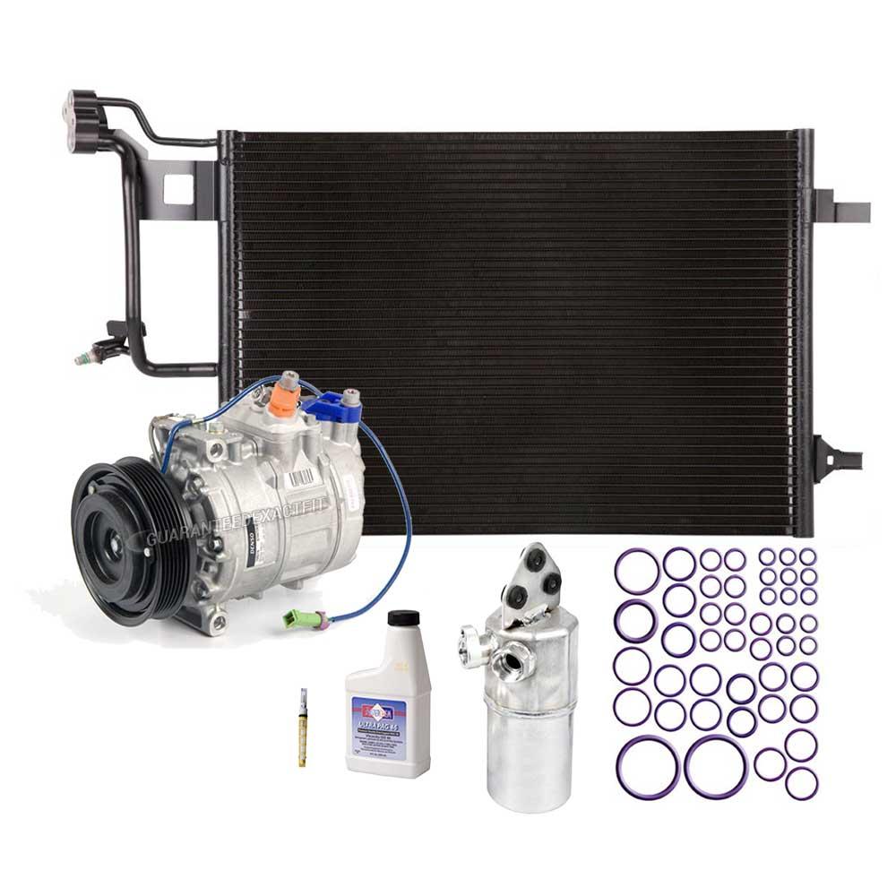 Audi Allroad Quattro A/C Compressor and Components Kit