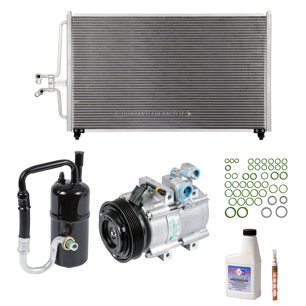 Ford Escape A/C Compressor and Components Kit