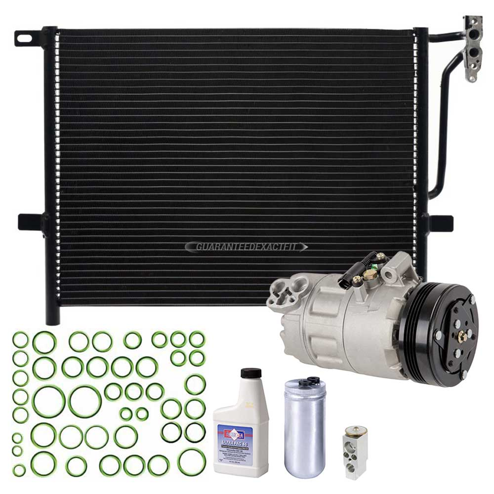 BMW Z4 A/C Compressor and Components Kit