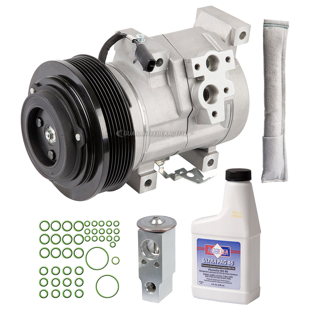 Ac Compressor And Components Kits For Toyota Rav4 2001 2003 All Kit A C