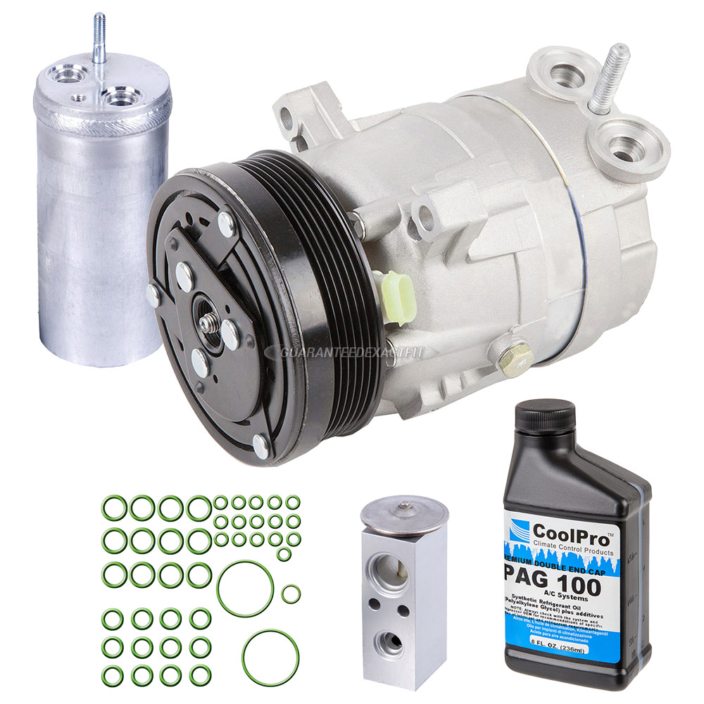 Daewoo  A/C Compressor and Components Kit