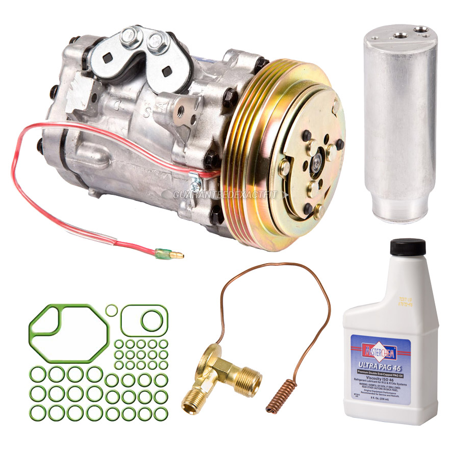 1995 GEO Tracker A/C Compressor and Components Kit