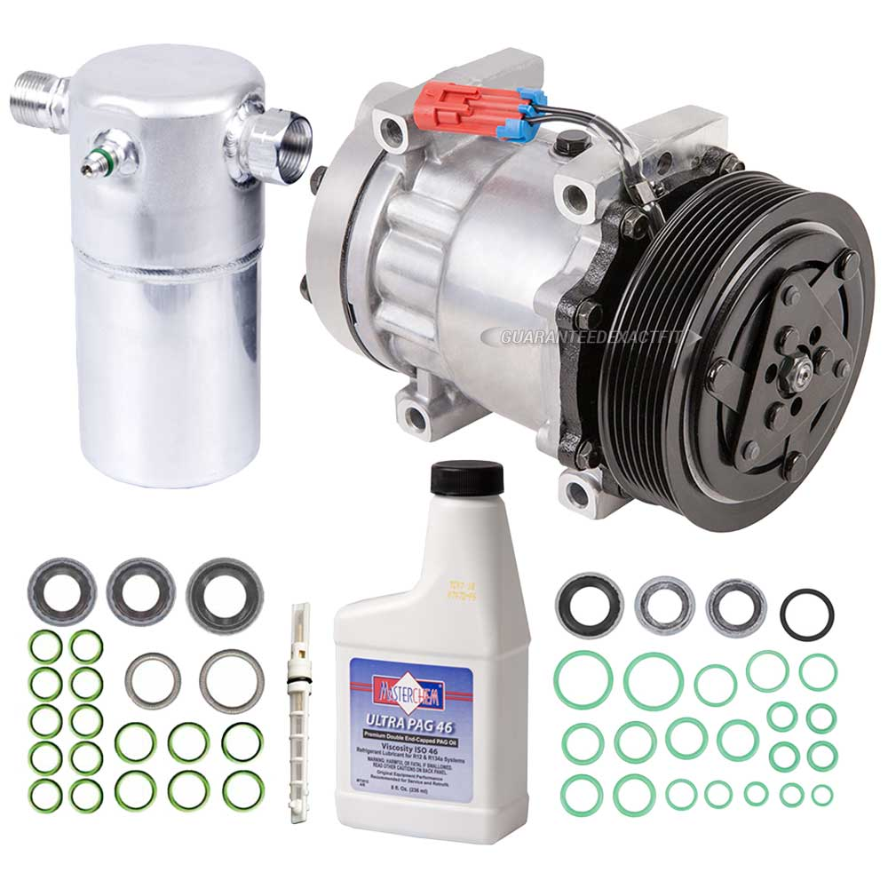 Chevrolet Kodiak A/C Compressor and Components Kit