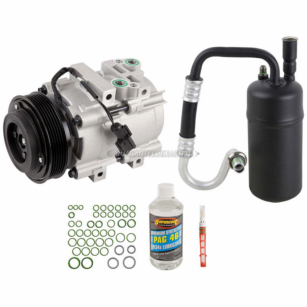AC Compressor w// A//C Repair Kit For Ford Escape Mazda Tribute Mercury DAC