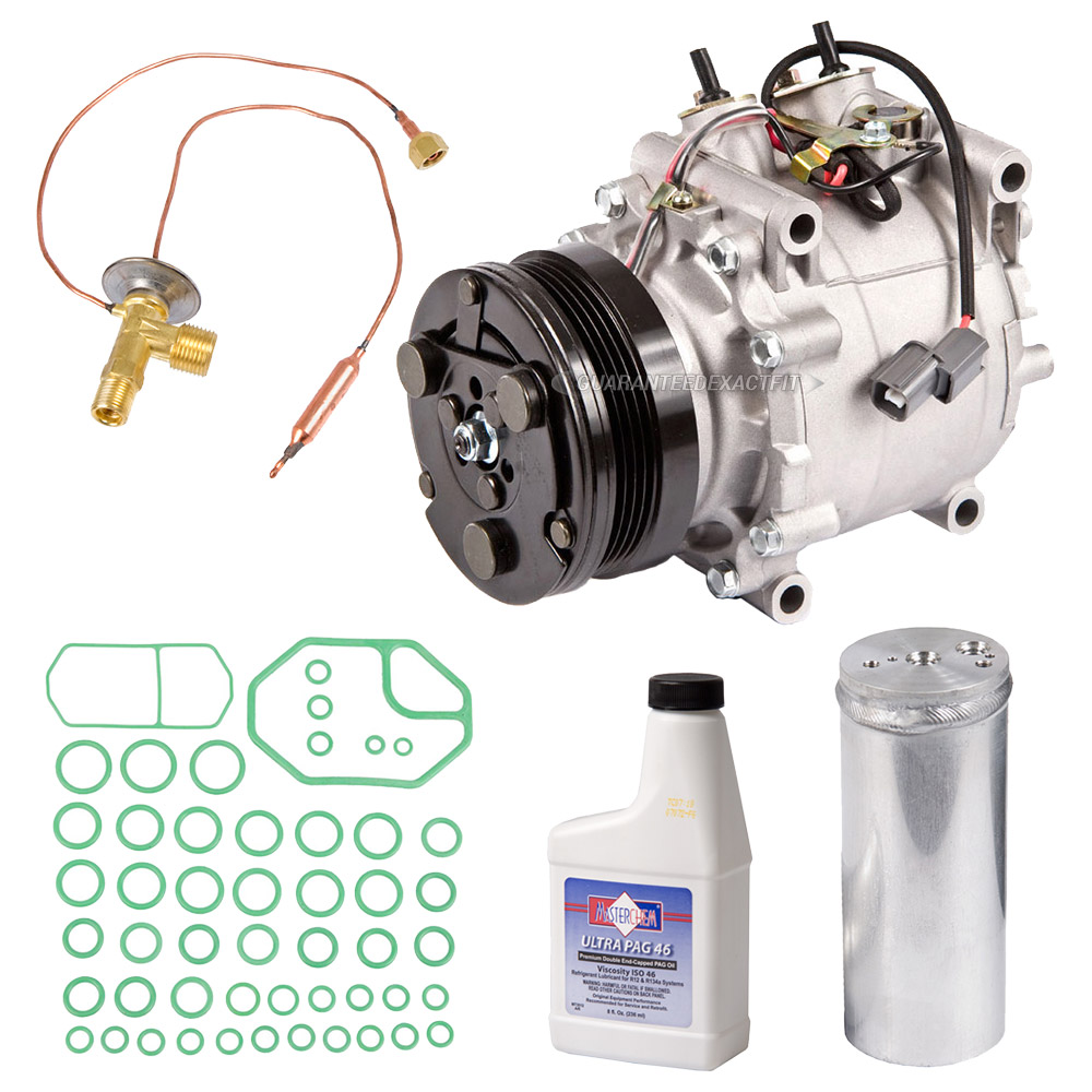 1993 honda civic ac compressor