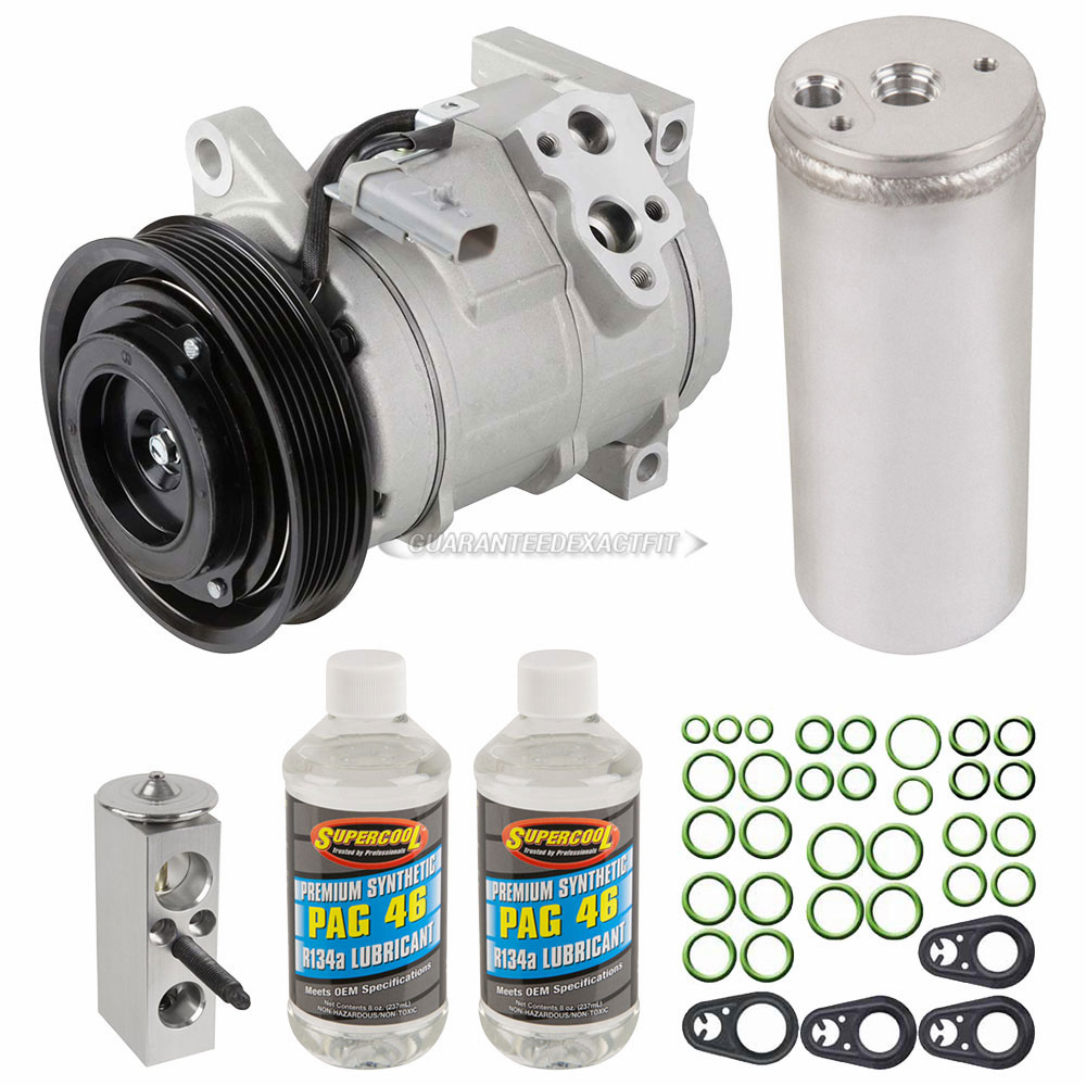 BuyAutoParts 60-81274RK A/C Compressor and Components Kit