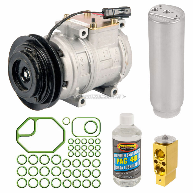 Lexus LX450 AC Compressor and Components Kit - OEM