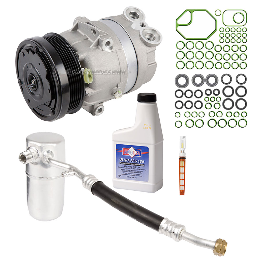 GEO  A/C Compressor and Components Kit