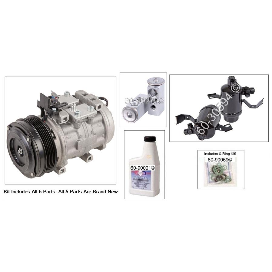 Mercedes_Benz 300E A/C Compressor and Components Kit