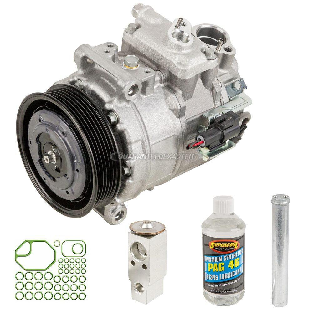 Land Rover LR3 A/C Compressor and Components Kit