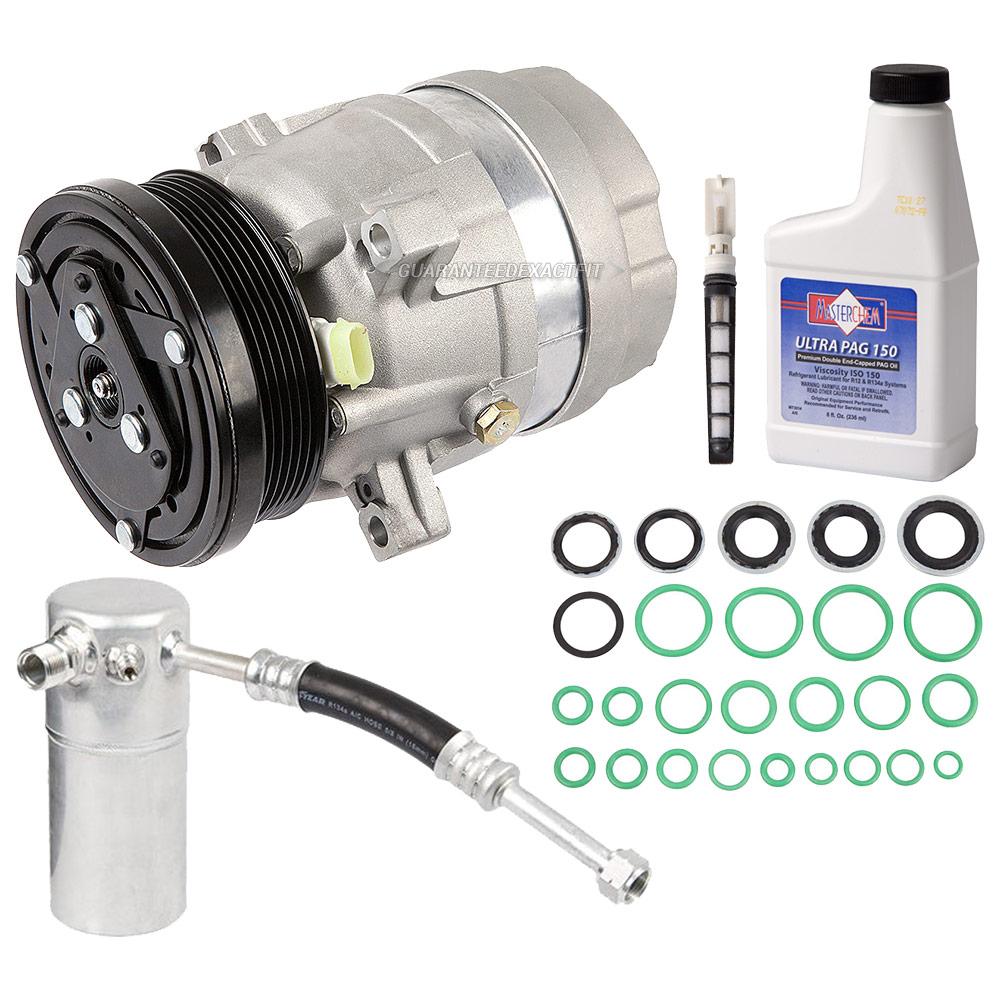 Pontiac Firebird 1997 Remanufactured Engine: 1997 Pontiac Firebird A/C Compressor And Components Kit 3
