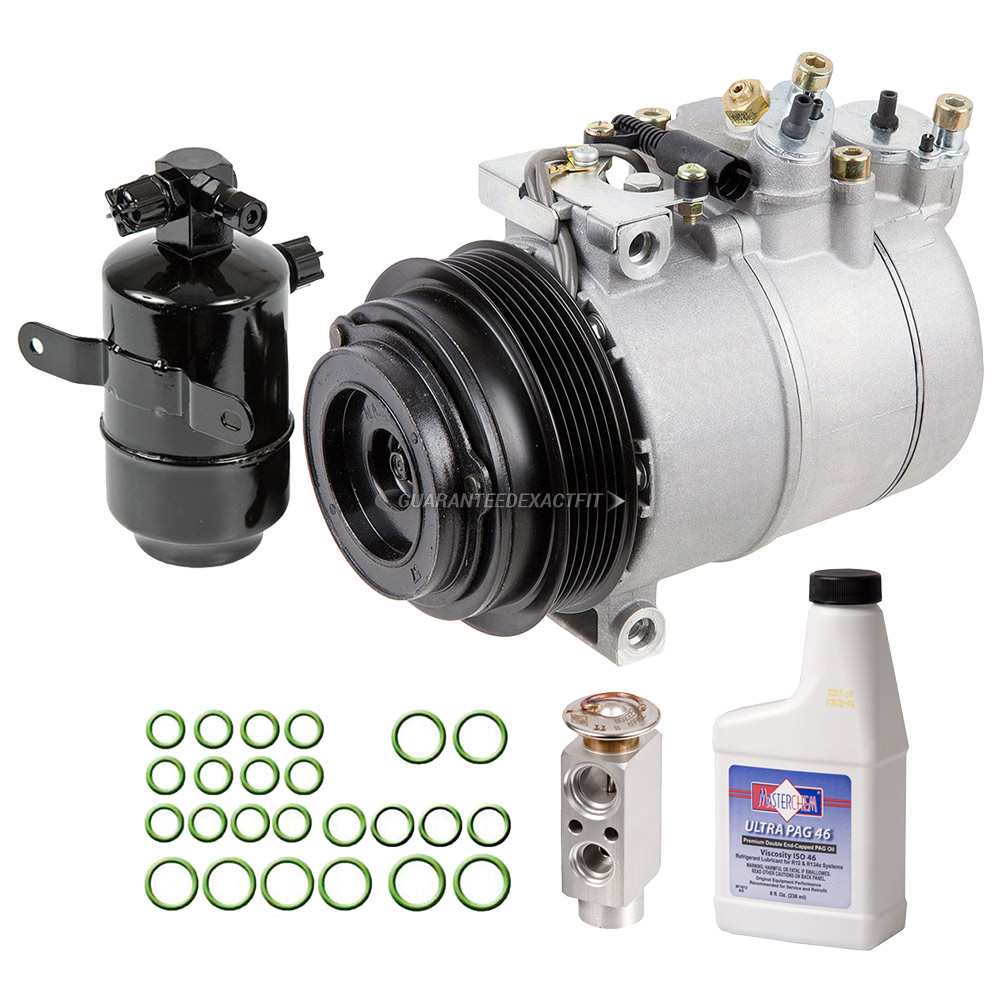 Ac Compressor And Components Kits For Chrysler Crossfire 2004 2008 2005 Wiring Harness A C Kit