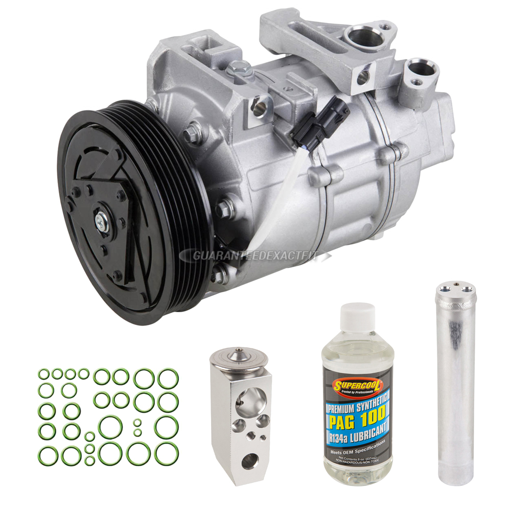 BuyAutoParts 60-81436RN A/C Compressor and Components Kit