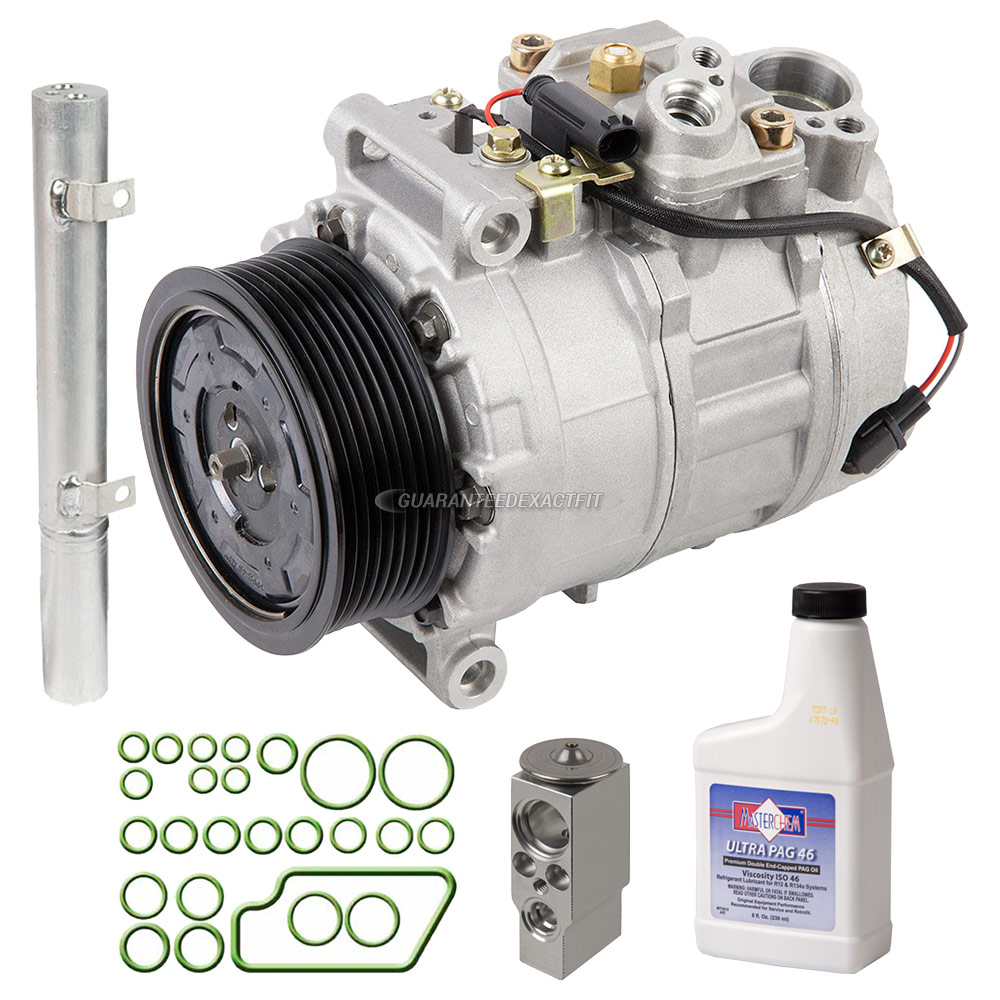 Mercedes_Benz R320 A/C Compressor and Components Kit