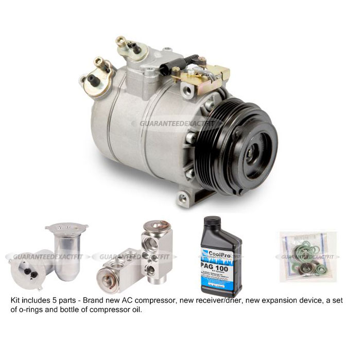 A/C Compressor and Components Kit 60-81486 RK