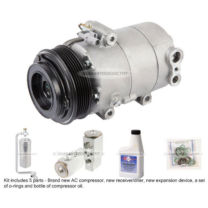 A/C Compressor and Components Kit 60-81501 RK