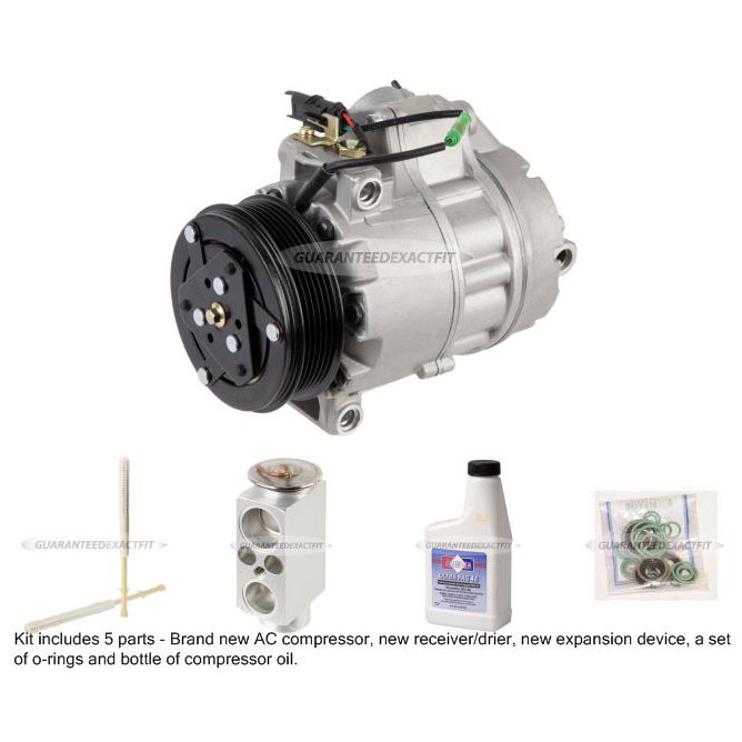 A/C Compressor and Components Kit 60-81525 RK