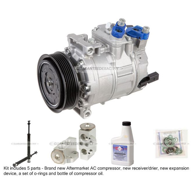 A/C Compressor and Components Kit 60-81526 RK