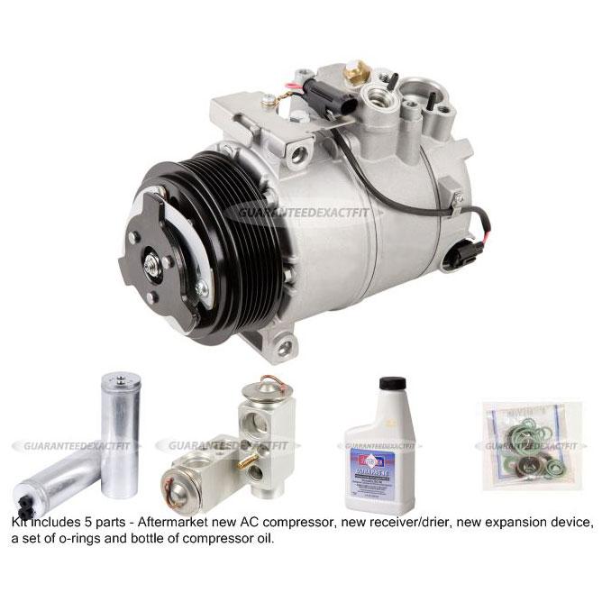 Mercedes_Benz S600 A/C Compressor and Components Kit