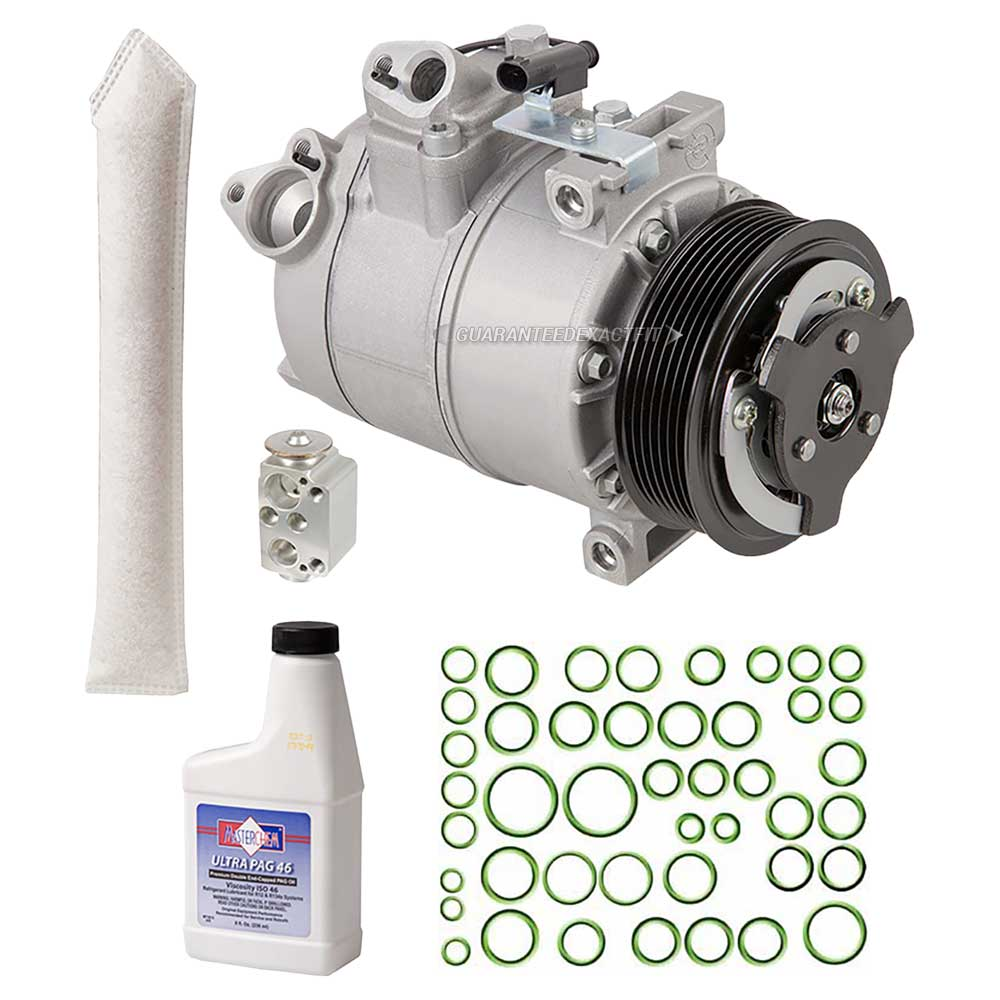 A/C Compressor and Components Kit 60-81554 RK