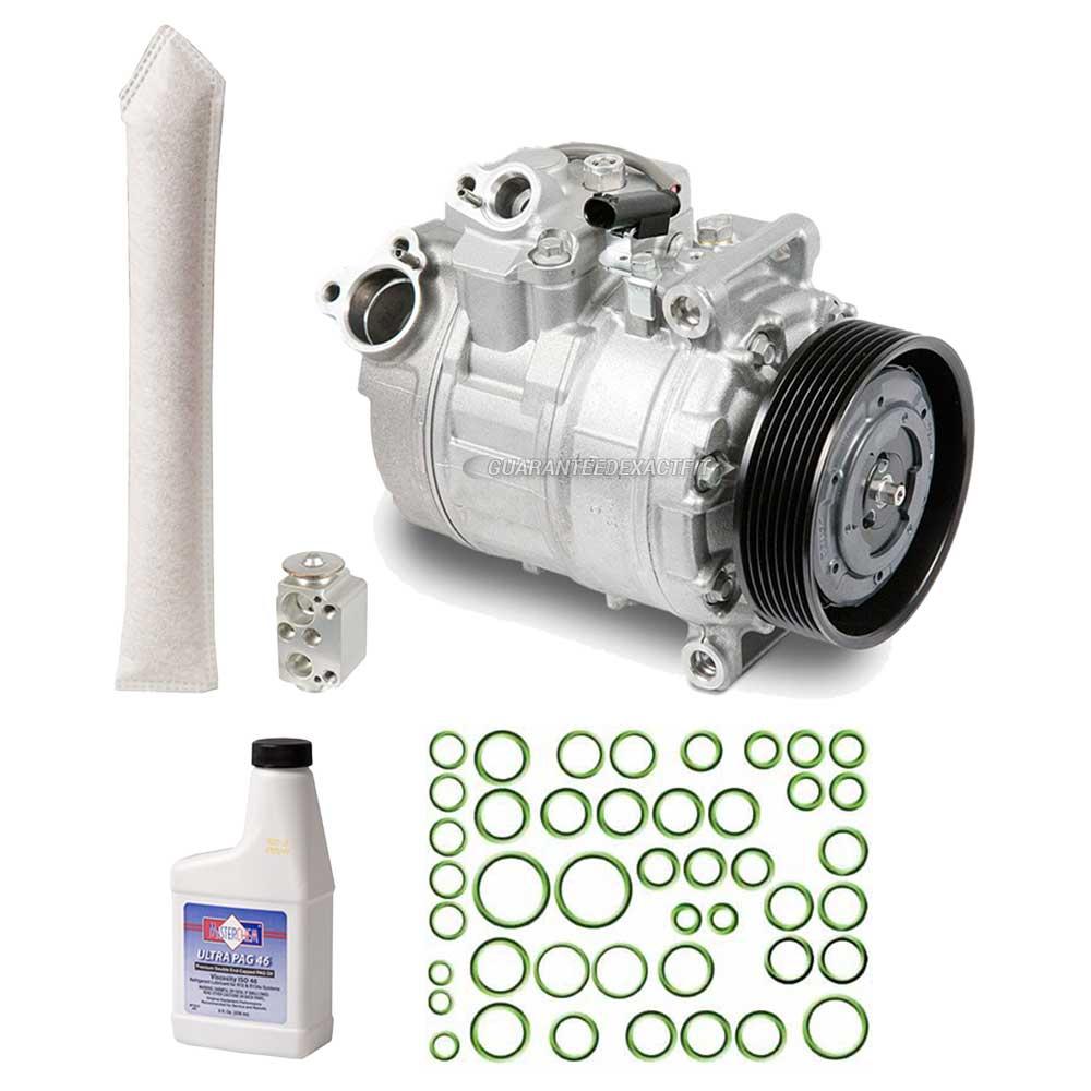 BMW 335xi A/C Compressor and Components Kit