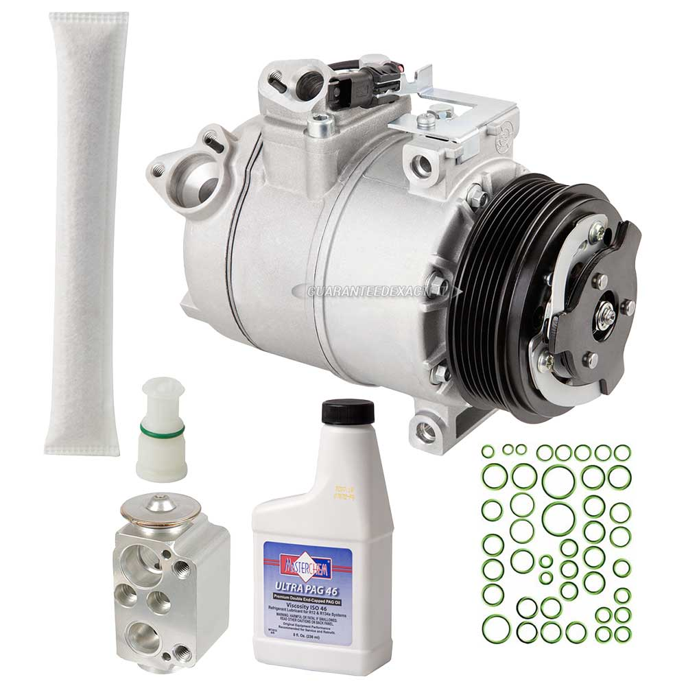 BMW 128i A/C Compressor and Components Kit