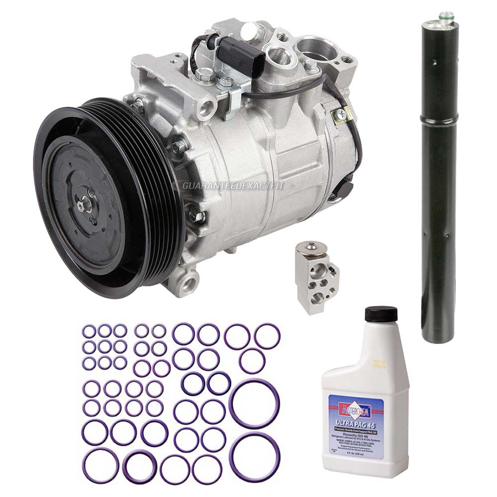 Audi S5 A/C Compressor and Components Kit