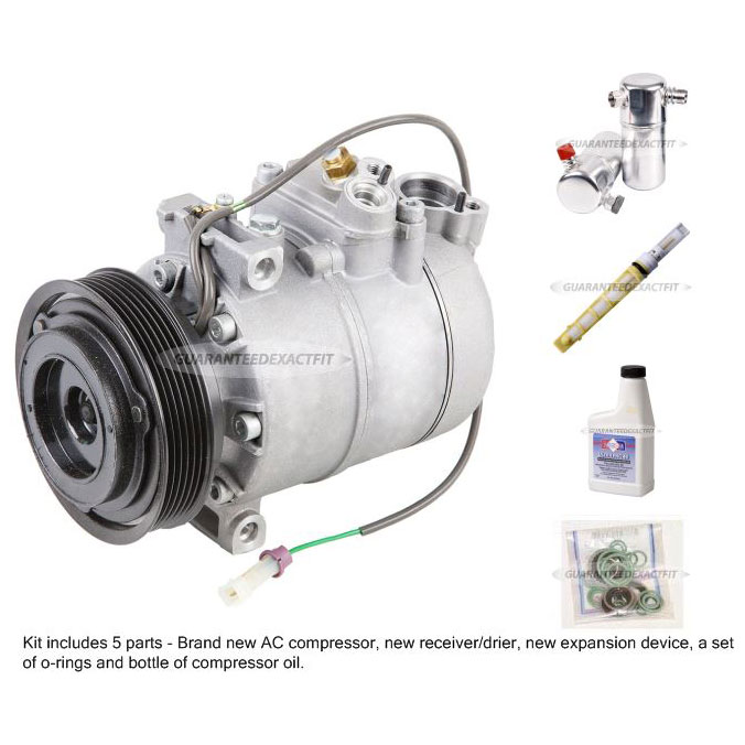 A/C Compressor and Components Kit 60-81604 RK