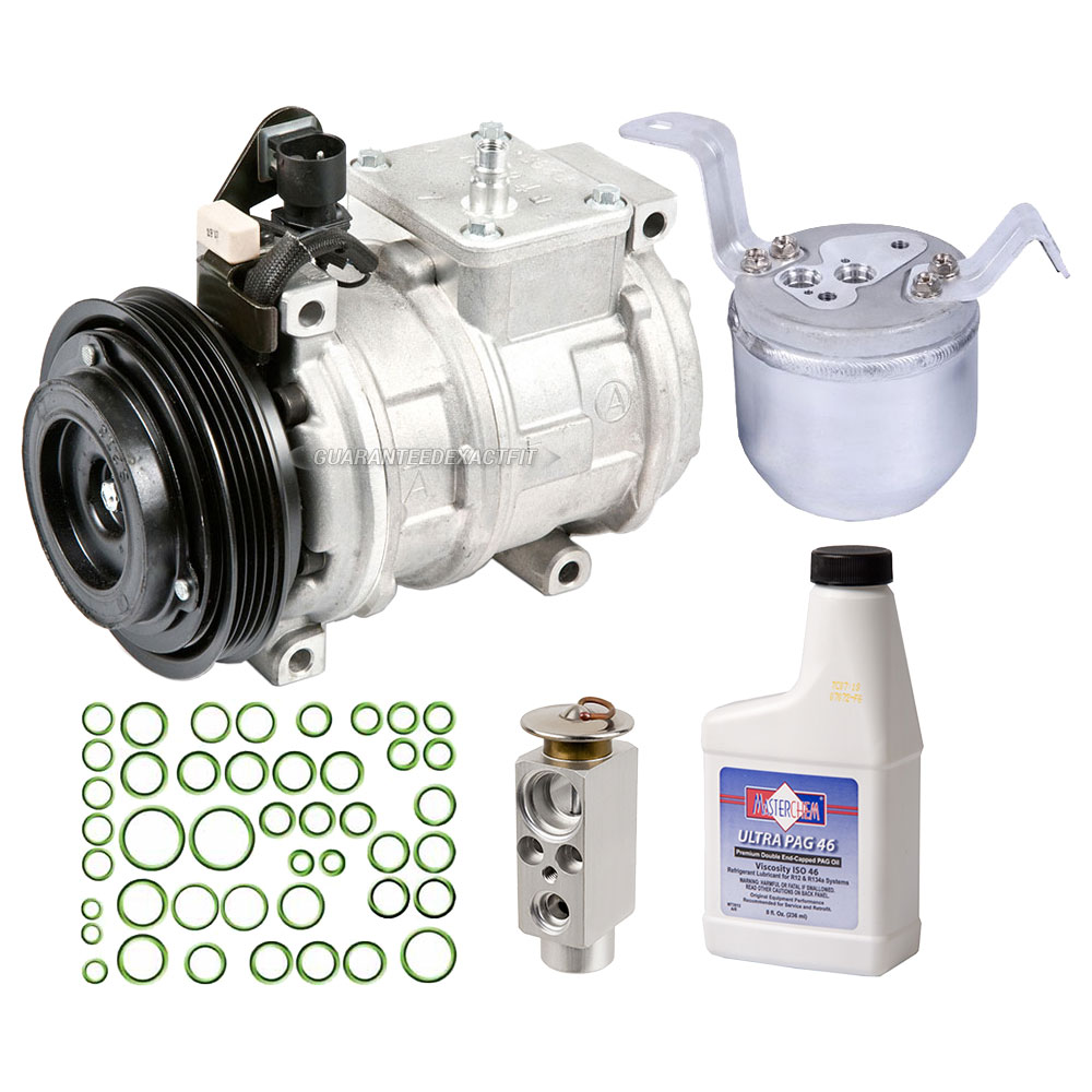 1992 BMW 318i A/C Compressor and Components Kit