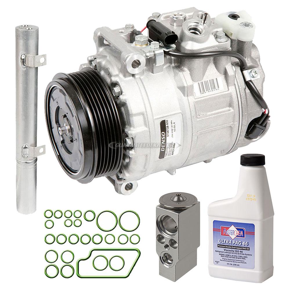 2009 mercedes benz ml320 a c compressor and components kit for Mercedes benz ac compressor