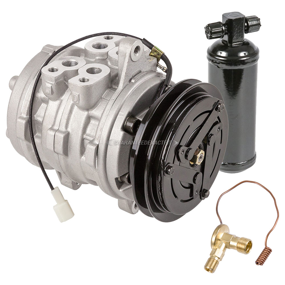 BuyAutoParts 60-81743RS A/C Compressor and Components Kit