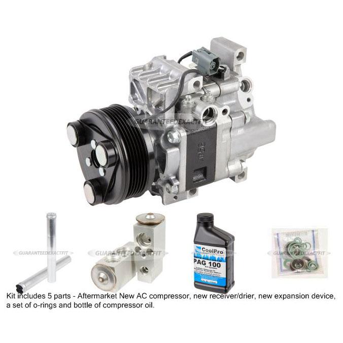 Mazda Cx 7 2010 2012 Oil Cooler: Mazda CX-7 A/C Compressor And Components Kit