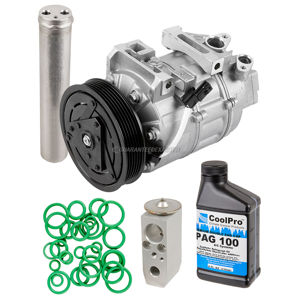 2010 nissan altima a c compressor and components kit 2 5l for Motor oil for 2010 nissan altima