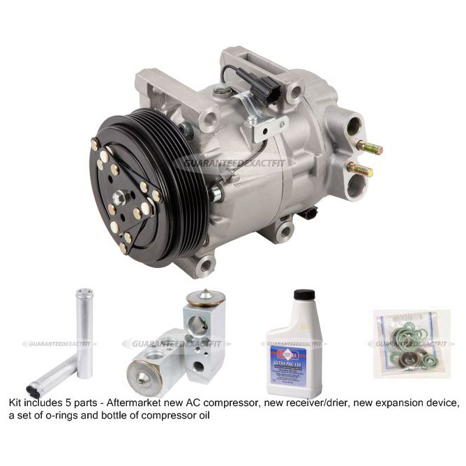 A/C Compressor and Components Kit 60-81789 RK