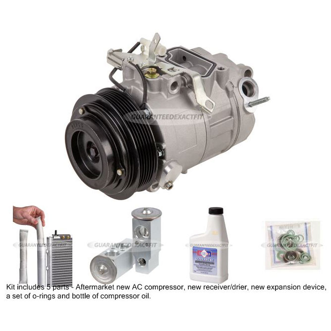 Lexus GS430 A/C Compressor and Components Kit