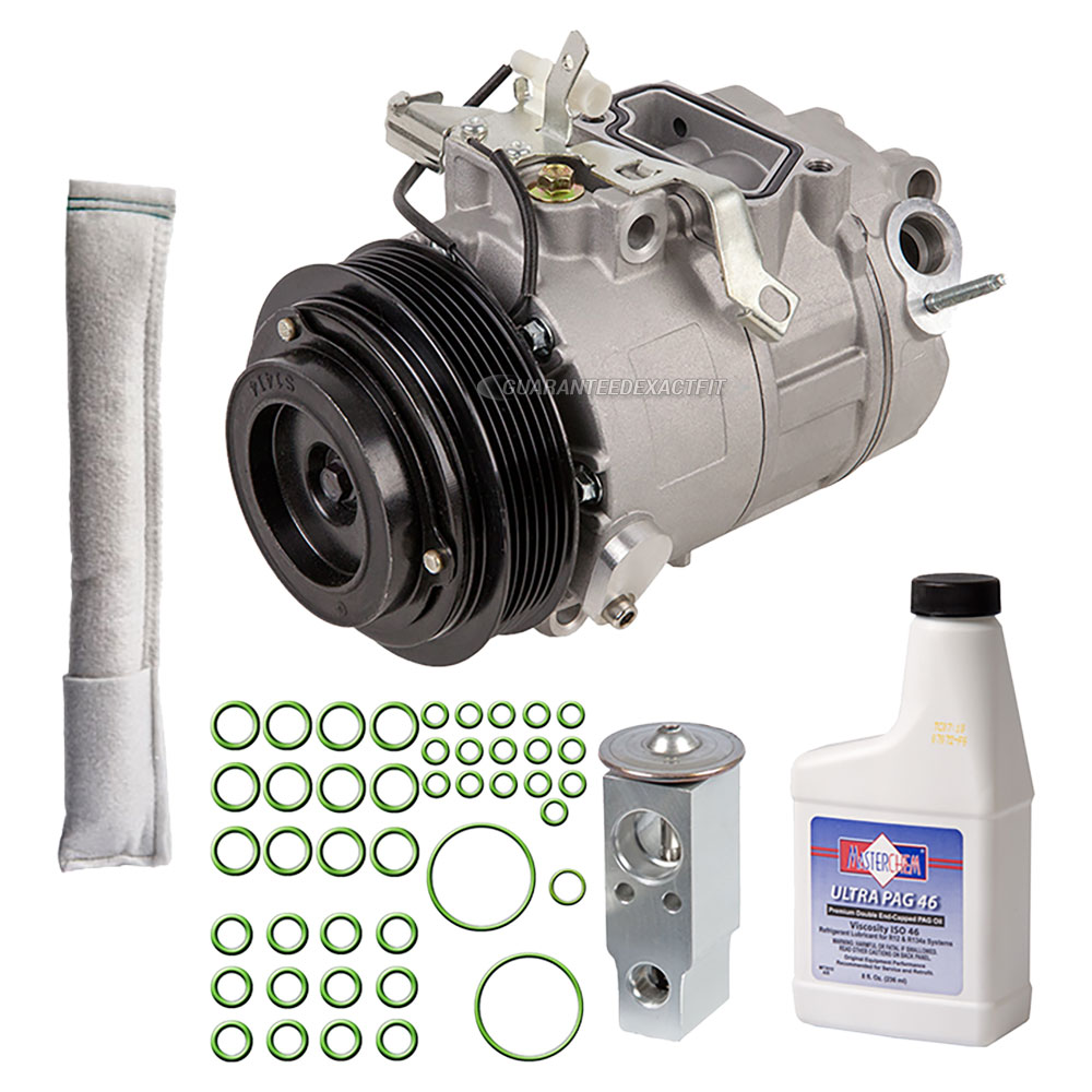 For Lexus Sc 430 Sc430 2005 2006 2007 2008 2009 2010: Lexus SC430 AC Compressor And Components Kit Parts, View