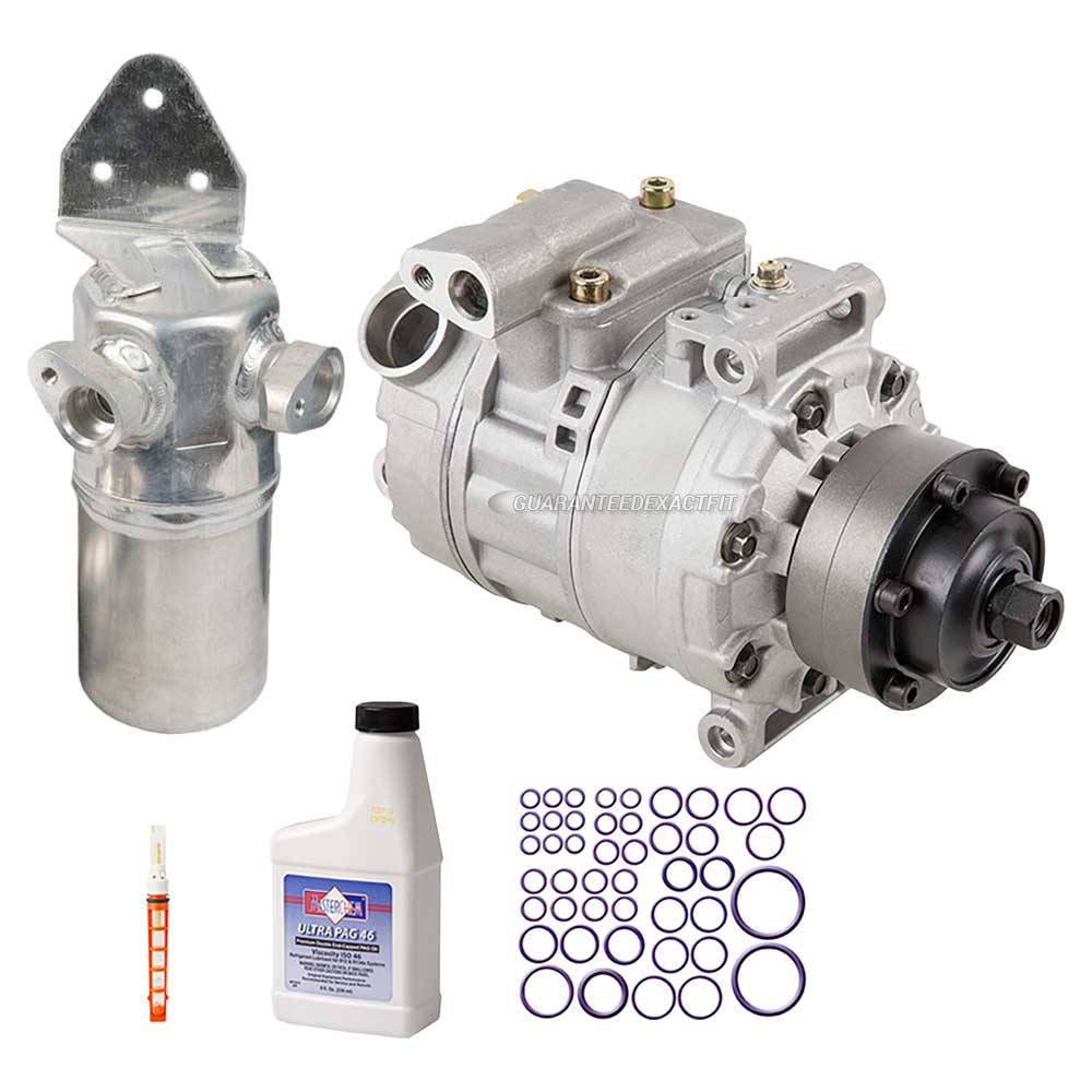 Audi R8 A/C Compressor and Components Kit