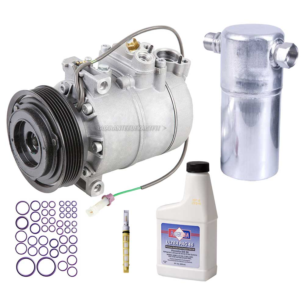 Audi RS6 A/C Compressor and Components Kit