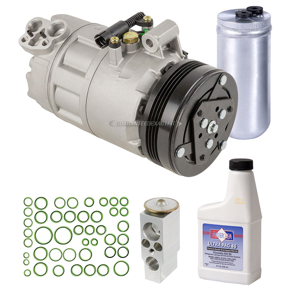 2003 BMW Z4 A/C Compressor and Components Kit