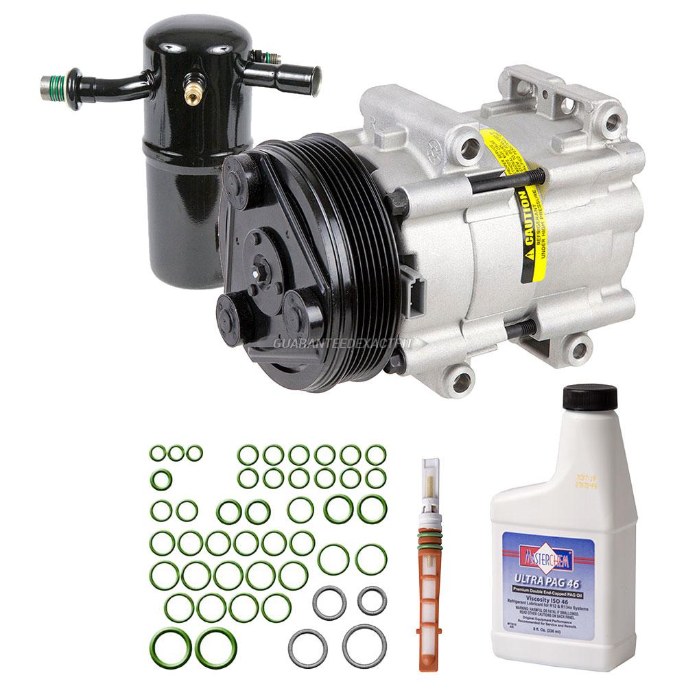 1995 Ford Aerostar A/C Compressor And Components Kit 4.0L