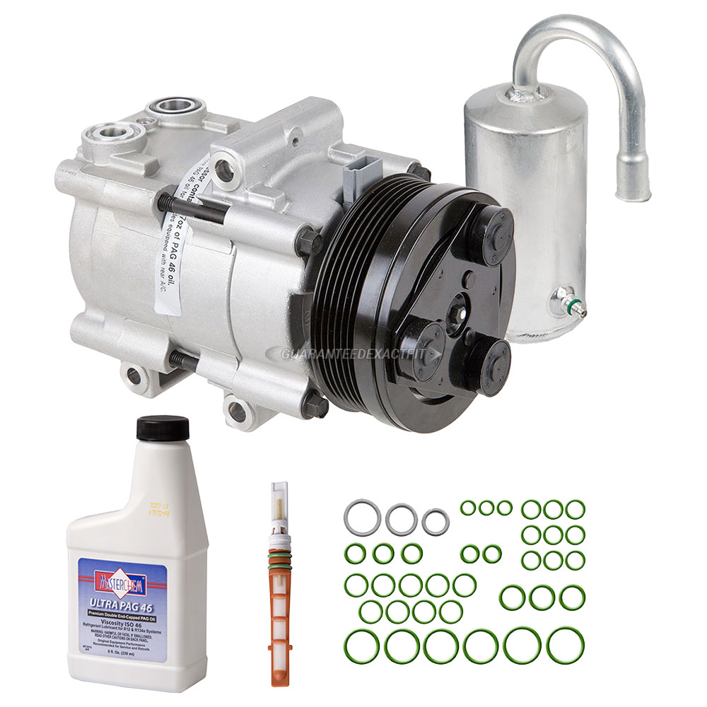 1993 Ford Crown Victoria A/C Compressor And Components Kit