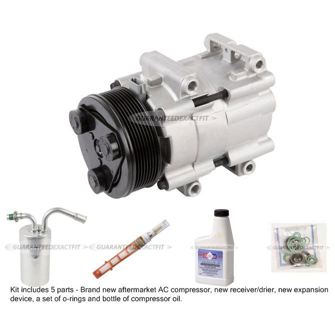 A/C Compressor and Components Kit 60-82031 RK