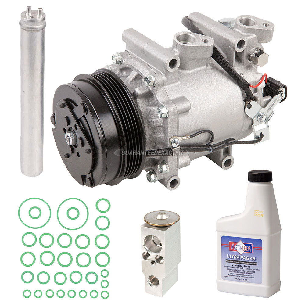 2010 honda fit a c compressor and components kit all for 2010 honda accord oil type