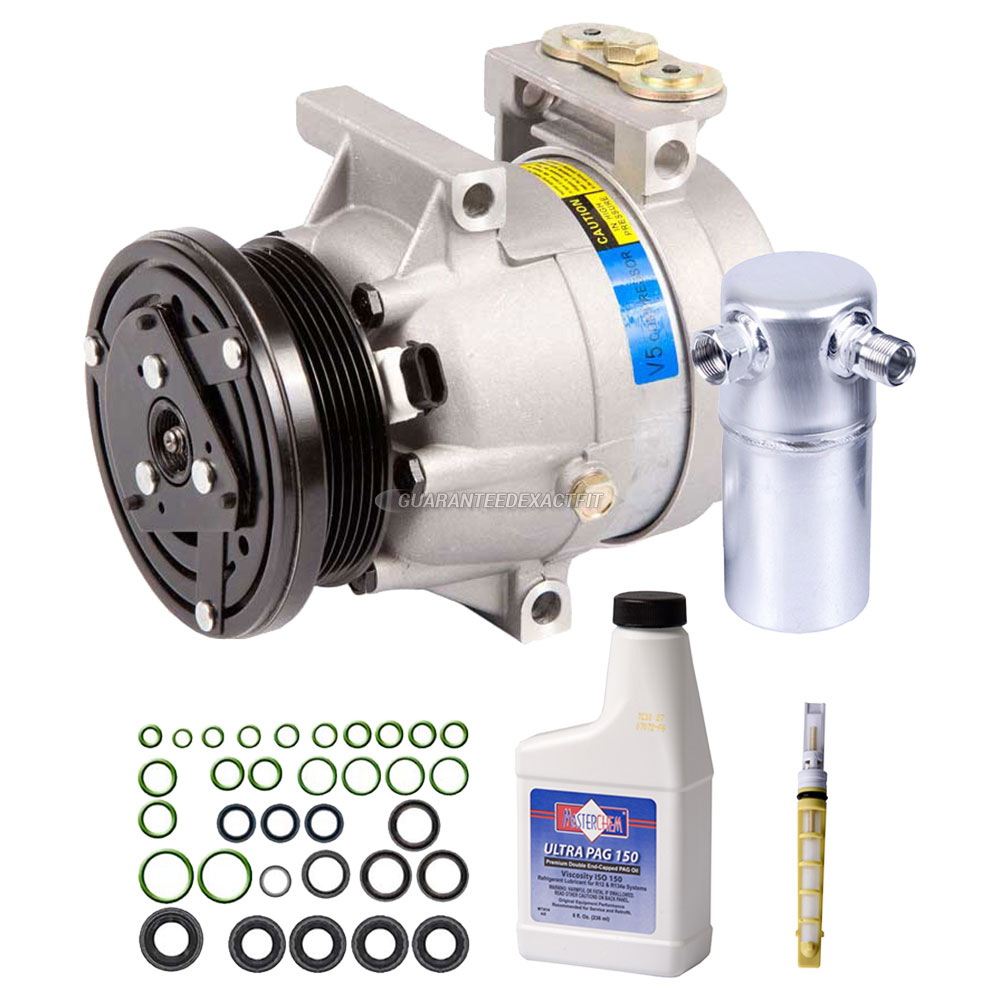 Ac Compressor And Components Kits For Oldsmobile Cutlass 1997 Cutl Supreme A C Kit