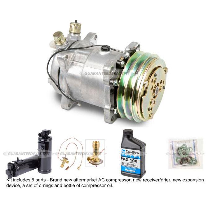 Saab 900 A/C Compressor and Components Kit