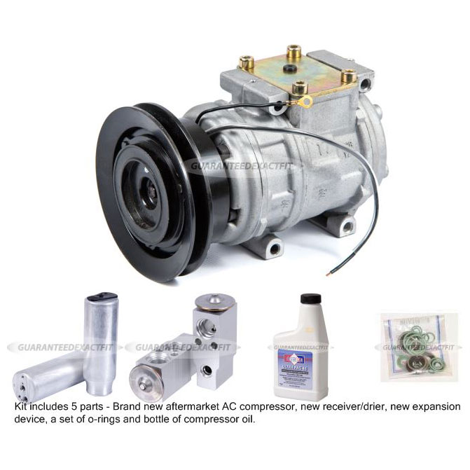 A/C Compressor and Components Kit 60-82174 RK